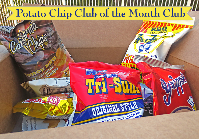 Potato Chip Club of the Month