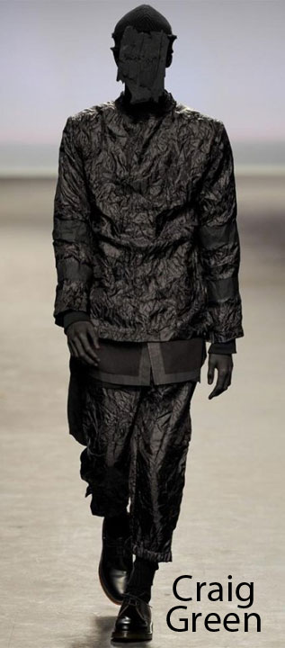 Craig Green Men's Fall 2013