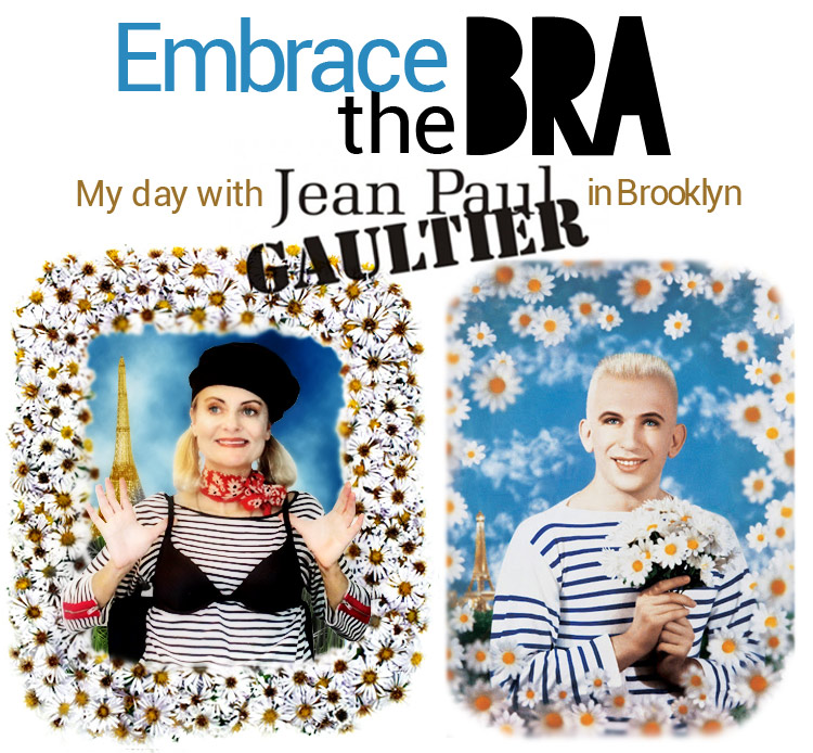 Embrace the Bra-my trip to the Gaultier Brooklyn exhibit