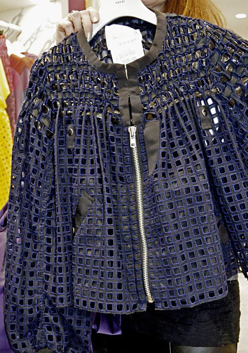 Sacai jacket spring 2014 Dover St Market NY