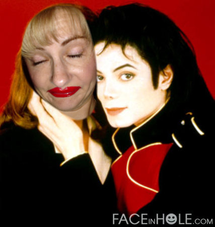 Pretty Cripple and Michael Jackson