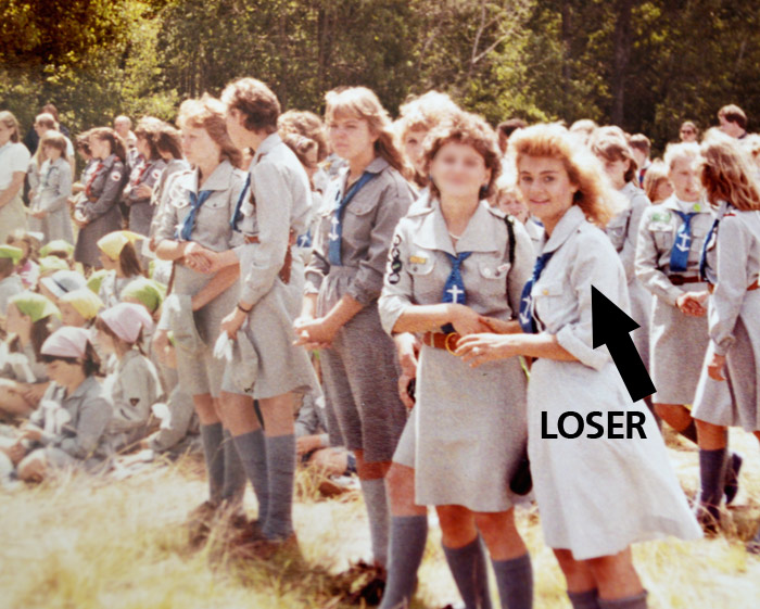 Polish girl scout camp, Ontario Canada
