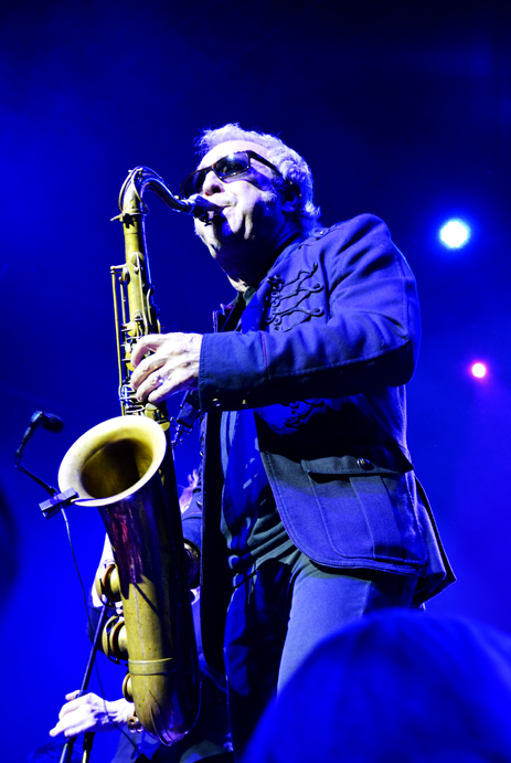 Mars Williams saxophonist
