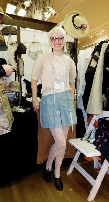 Heather Ramey of Noble Savage Vintage