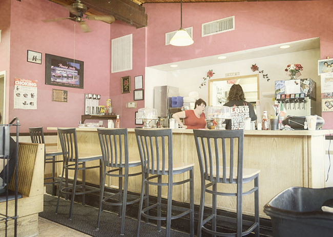 Rosie's diner coffee shop Rockland County NY
